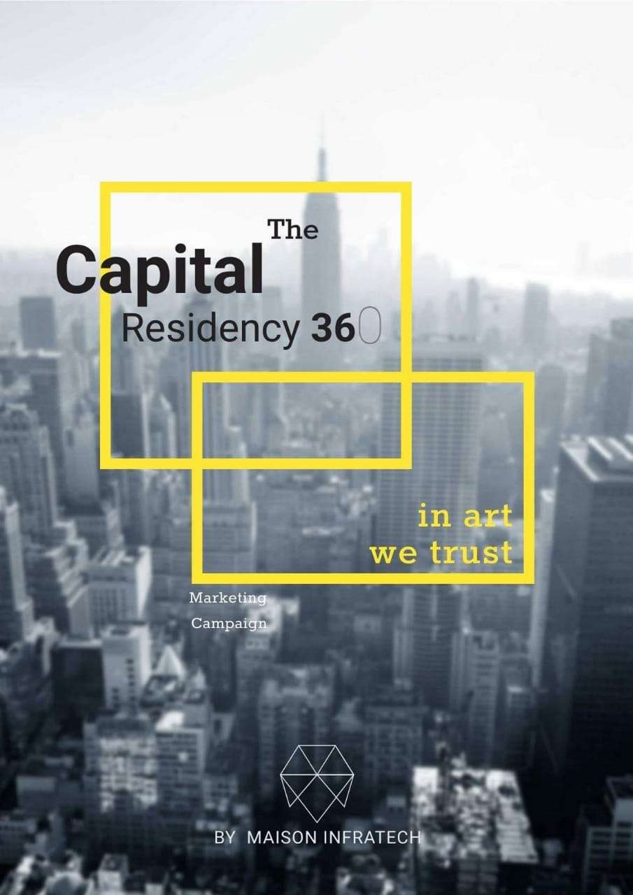 Capital The Residences 360 in Sector-70 A, Gurgaon