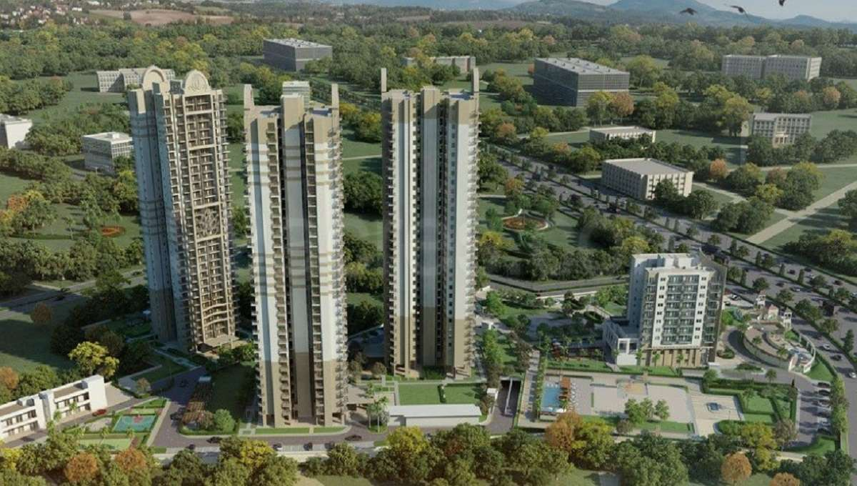 AIPL The Peaceful Homes Sector 70A Southern Peripheral Road Gurgaon