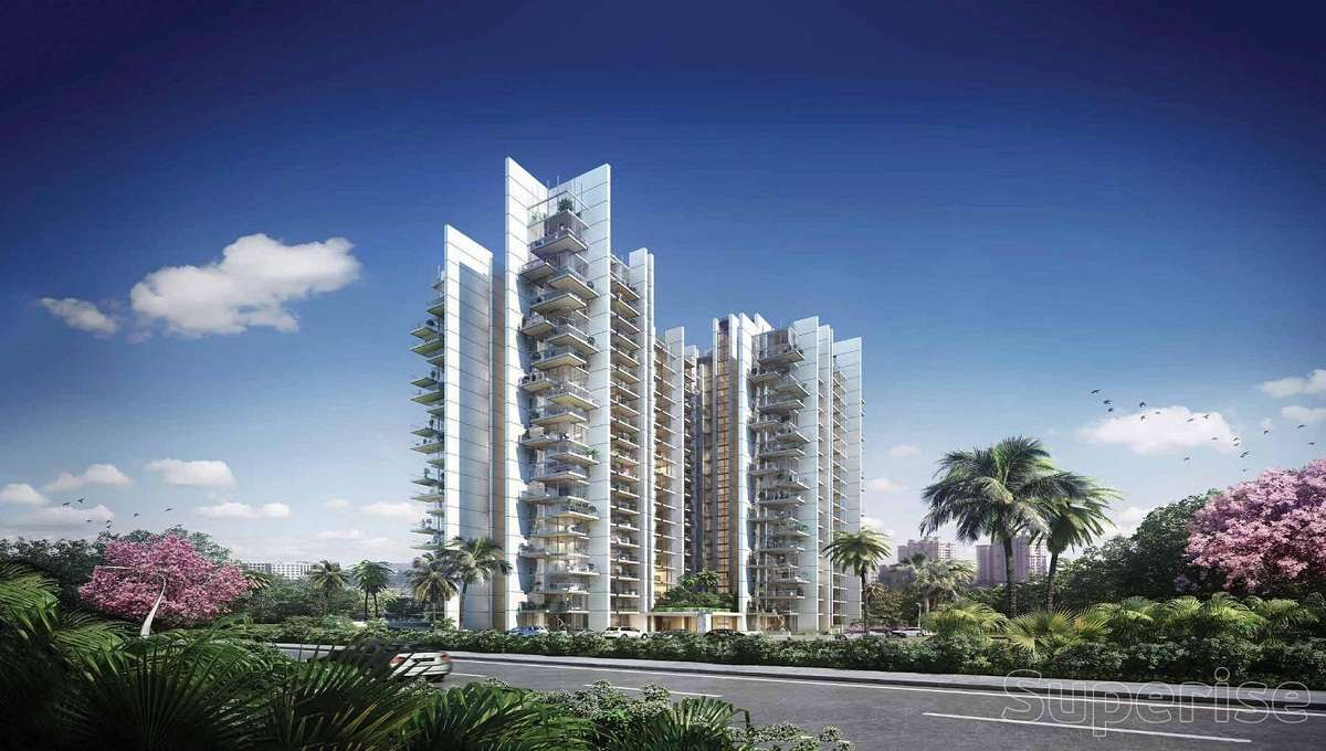 M3M Escala, Luxury Apartments in Sector 70A Gurgaon
