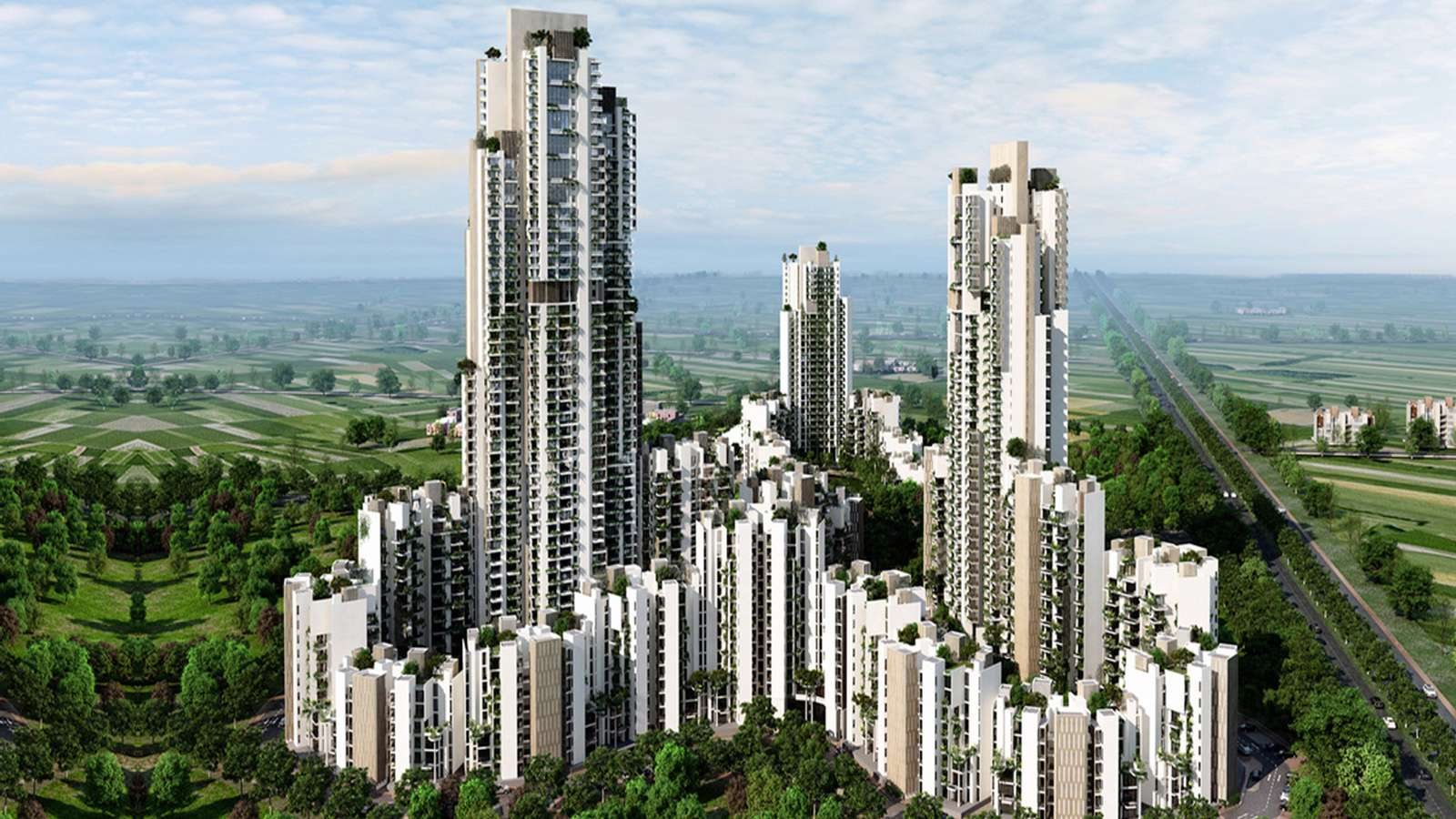 Ireo Victory Valley In Sector 67, Gurgaon