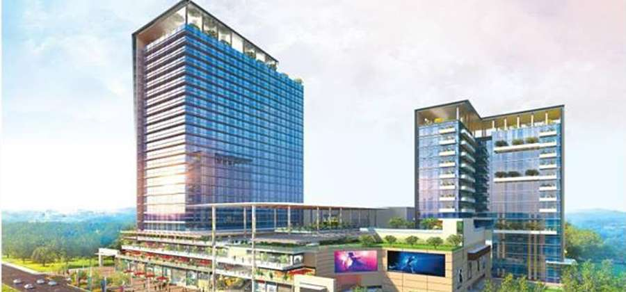 M3M Broadway Commercial Project in Gurgaon Sector 71