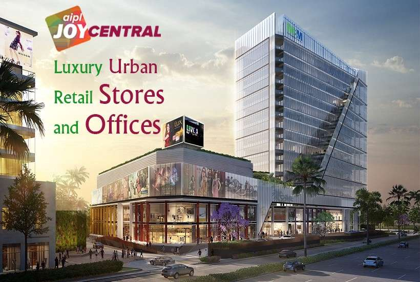 AIPL Joy Central Commercial Property Sector 65 Gurgaon