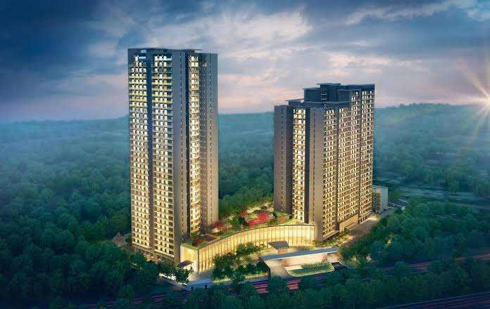 Krisumi Waterfall Residences in Sector 36A Gurgaon